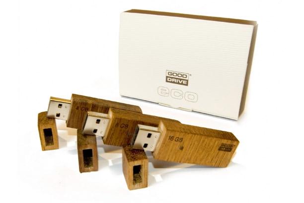 Деревянная флешка Eco 2.0 - изображение 5 | GoodRam