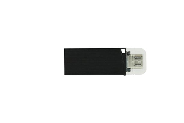 Металлическая USB флешка Twin 3.0 - изображение 2