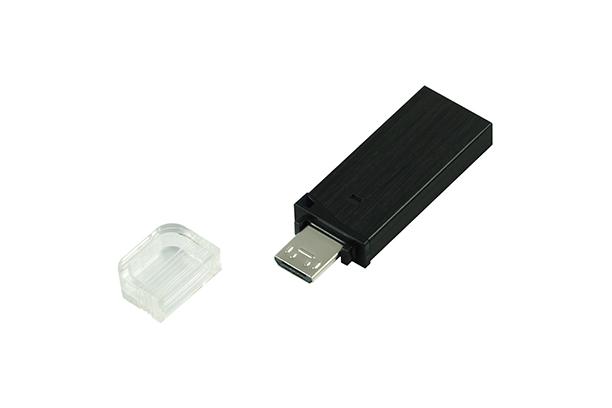 Металлическая USB флешка Twin 3.0 - изображение 3