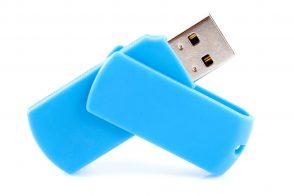 Пластиковая USB Flash память Colour 3.0 - изображение 2