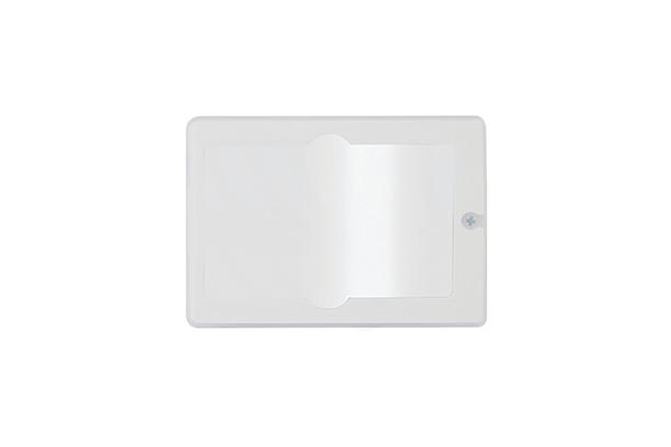 Пластиковая коробка для флешек кредитных карт