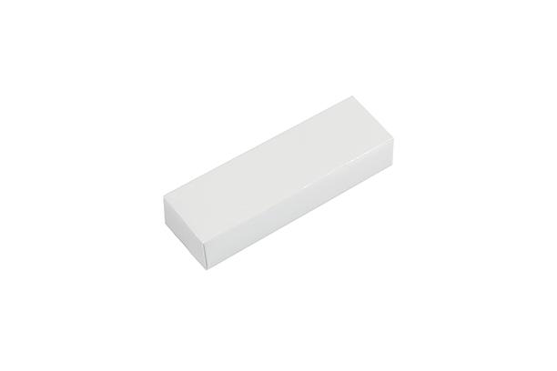 Упаковка под обычную флешку - Белый