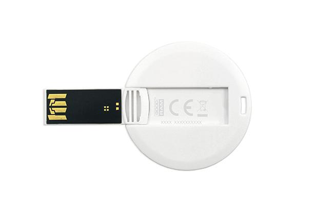 USB Флешка карта Circle Credit Card 2.0 - изображение 1