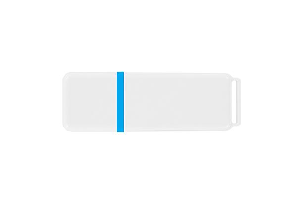Пластиковая USB Flash память UMO2 - изображение 1